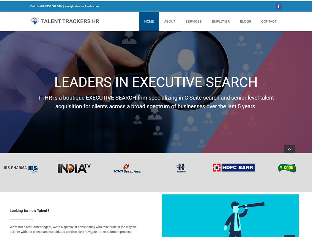 Talent Trackers HR